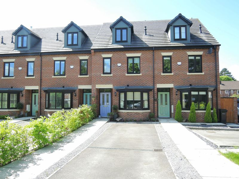 Firgrove Close